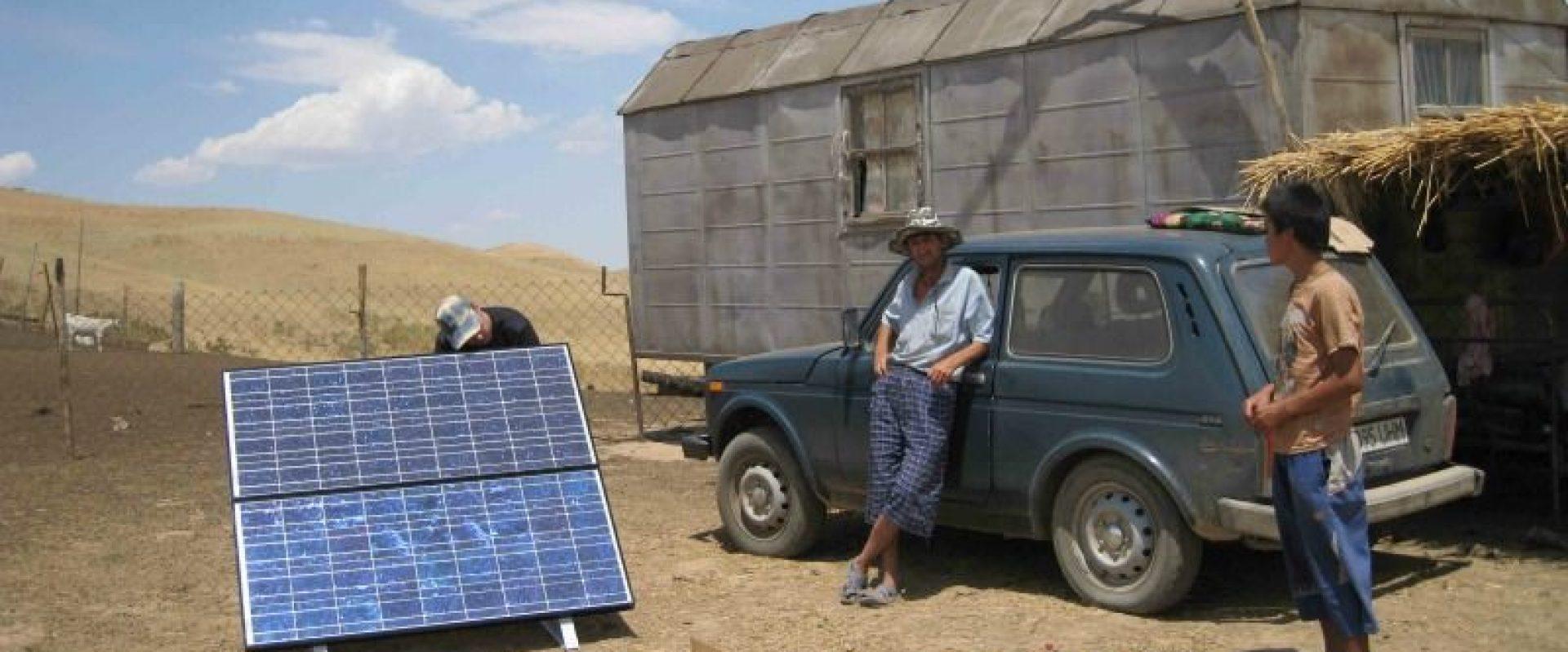 Солнечные системы в Алматы