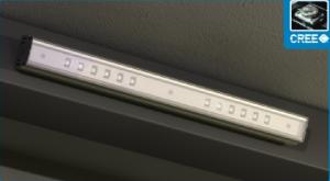 Светодиодный светильник с светодиодами CREE