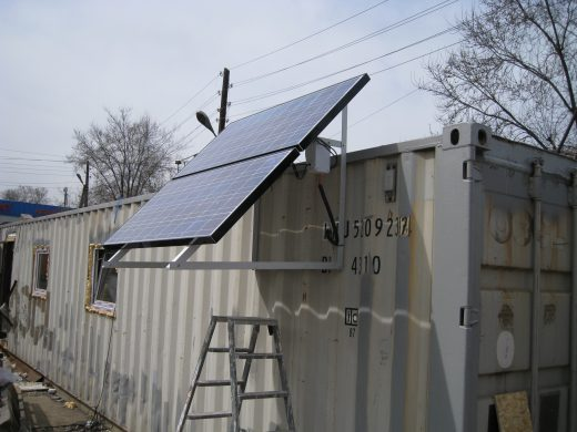 6kW фотоэлектрическая станция - 4