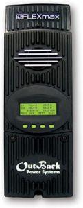 OutBack FM60 и FM80 контроллер заряда с MPPT